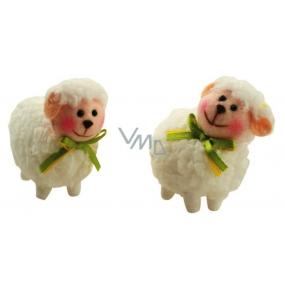 Sheep on legs 8 cm