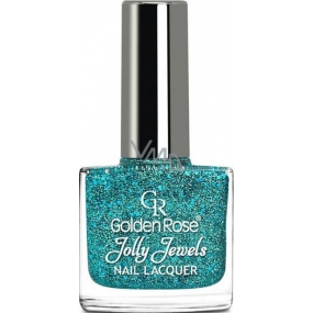 Golden Rose Jolly Jewels Nail Lacquer nail polish 107 10.8 ml
