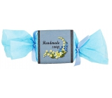 Bohemia Gifts & Cosmetics Blue Flower with glycerin handmade toilet soap candy 30 g