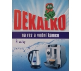 Decalko powder preparation for rust and limescale 150 g