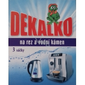 Dekalko powder preparation for rust and scale 150 g
