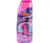 Troll shower and bath gel for children 400 ml