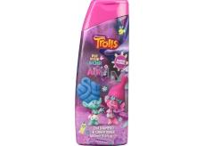 Trollové 2v1 šampon a kondicionér pro děti 400 ml