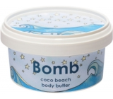 Bomb Cosmetics Coco Beach Natural body butter handmade 200 ml