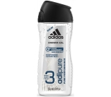 Adidas Adipure shower gel without soap ingredients and dyes for men 250 ml