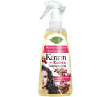 Bione Cosmetics Keratin & Caffeine Leave-In Conditioner For All Hair Types Spray 260 ml