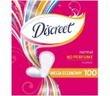 Discreet Normal No Perfume Economy pantyhose intimate insoles for everyday use 100 pieces