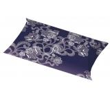 Ditipo Folding box glitter M dark blue 180 x 80 x 33 mm