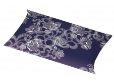 Box Folding Glitter M - Dark Blue 7691