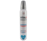 Vitale Exclusively Professional Coloring Mousse With Vitamin E Teal - Dark Blue / Green 200 ml