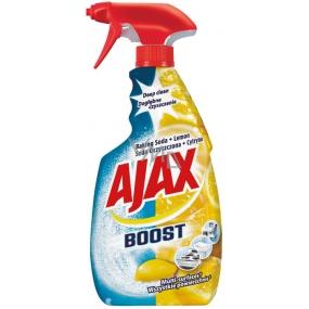 AJAX 500ml BOOST Soda + Lemon uni. 0191