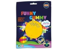 Johntoy Rubber bouncing foam Airfoam yellow 50 g