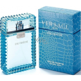 Versace Eau Fraiche Man EdT 100 ml eau de toilette Ladies