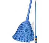 Spontex Poder Azul fringed mop with stick 120 cm