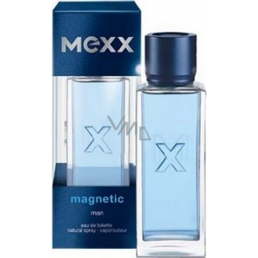 Mexx be Magnetic Man EdT 75 ml eau de toilette Ladies