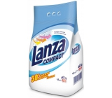 Lanza Compact washing powder for white laundry 60 doses of 4.5 kg