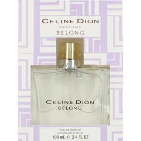 Celine Dion Belong parfémovaná voda pro ženy 100 ml