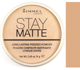 Rimmel London Stay Matte Powder 006 Warm Beige 14 g