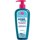 Dermacol Acneclear Cleansing Gel make-up gel for problematic skin 200 ml
