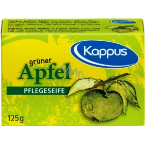 Kappus Apple - Apfel toilet soap 125 g