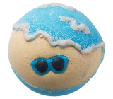 Bomb Cosmetics At The Beach - Shades of the Sea Sparkling Bath Ballistics 160 g