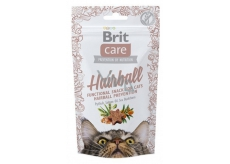 Brit cat snack Hairball Kacgna semi-soft supplement 50 g