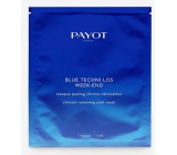 Payot Blue Techni Liss Weekend Smoothing Weekend Ritual With Blue Light Shield Facial Mask 1 Piece