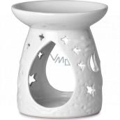 Emocio Aromalampa ceramic white 110 x 123 mm