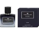 Tom Tailor Pure for Him Eau de Toilette for Men 50 ml