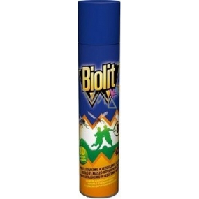 Biolit Kids Uni insecticidal spray flying and crawling insects 400 ml