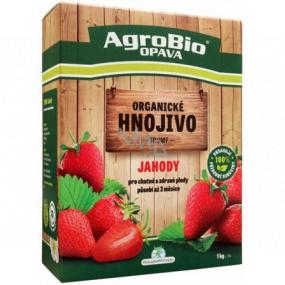 AgroBio Trump Strawberries natural granular organic fertilizer 1 kg