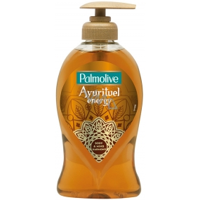Palmolive Ayurituel Energy liquid soap with a 250 ml dispenser