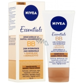 Nivea Essentials BB Day Cream OF15, darker shade 50 ml