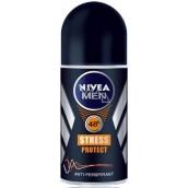 Nivea Men Stress Protect kuličkový antiperspirant deodorant roll-on pro muže 50 ml