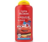Corine de Farme Disney Cars 2 in 1 hair shampoo and shower gel for children 250 ml