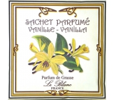 Le Blanc Vanille - Vanilla Scented sachet 11 x 11 cm 8 g