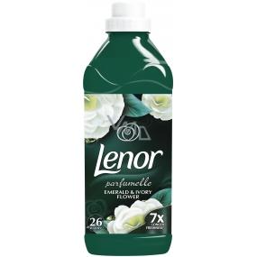 Lenor Parfumelle Emerald & Ivory Flower aviváž 26 dávek 780 ml