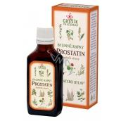 Grešík Nine Herbs Prostatin drops for prostate function 50 ml