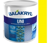 Balakryl Uni Mat 0620 Yellow universal paint for metal and wood 700 g