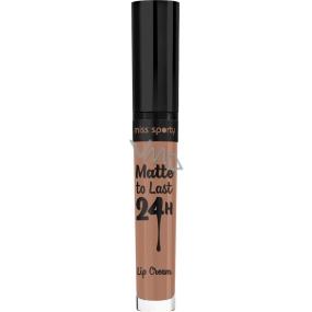 Miss Sports Satin to Last Lip Cream liquid lipstick 110 3.7 ml