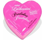 Albi Mini Laškování - Overture small heart full of inspiration for partner life, contains 21 scrolls with inspiration, for 2 players, recommended age from 18+