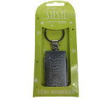 Nekupto Gift Center Keychain, folding knife For luck 14.5 x 6 x 1 cm
