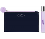 Lanvin Eclat D'Arpege Eau de Parfum for Women 7.5 ml, Miniature + black case, gift set