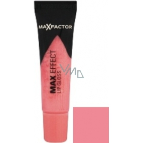 Max Factor Max Effect Lip Gloss lesk na rty 04 Pink Romantic 13 ml