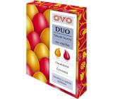 Ovo Liquid Colors Duo Orange / Brown 2 colors each 20 ml: 1 bag (20 ml)