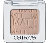 Catrice Absolute Eye Colour Mono oční stíny 870 On The Taupe Of The Matt Everest 2,5 g