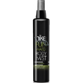 Nike Fun Water Body Mist Outgoing perfumed body spray for men 200 ml