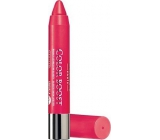 Bourjois Color Boost Glossy Finish Lipstick hydratační rtěnka 01 Red Sunrise 2,75 g