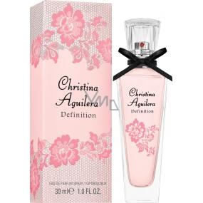 Christina Aguilera Definition perfume water for women 30 ml
