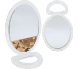 Elina Normal mirror + magnifying 23 x 15 cm + stand